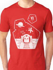 Christobelle Purrlumbus: Oblivious Explorer of Space Unisex T-Shirt