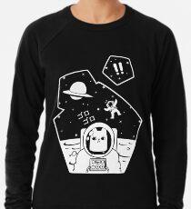 Christobelle Purrlumbus: Oblivious Explorer of Space Lightweight Sweatshirt