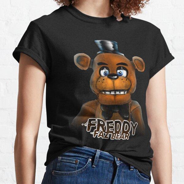 Freddy Faz Bear FNAF Camiseta clásica