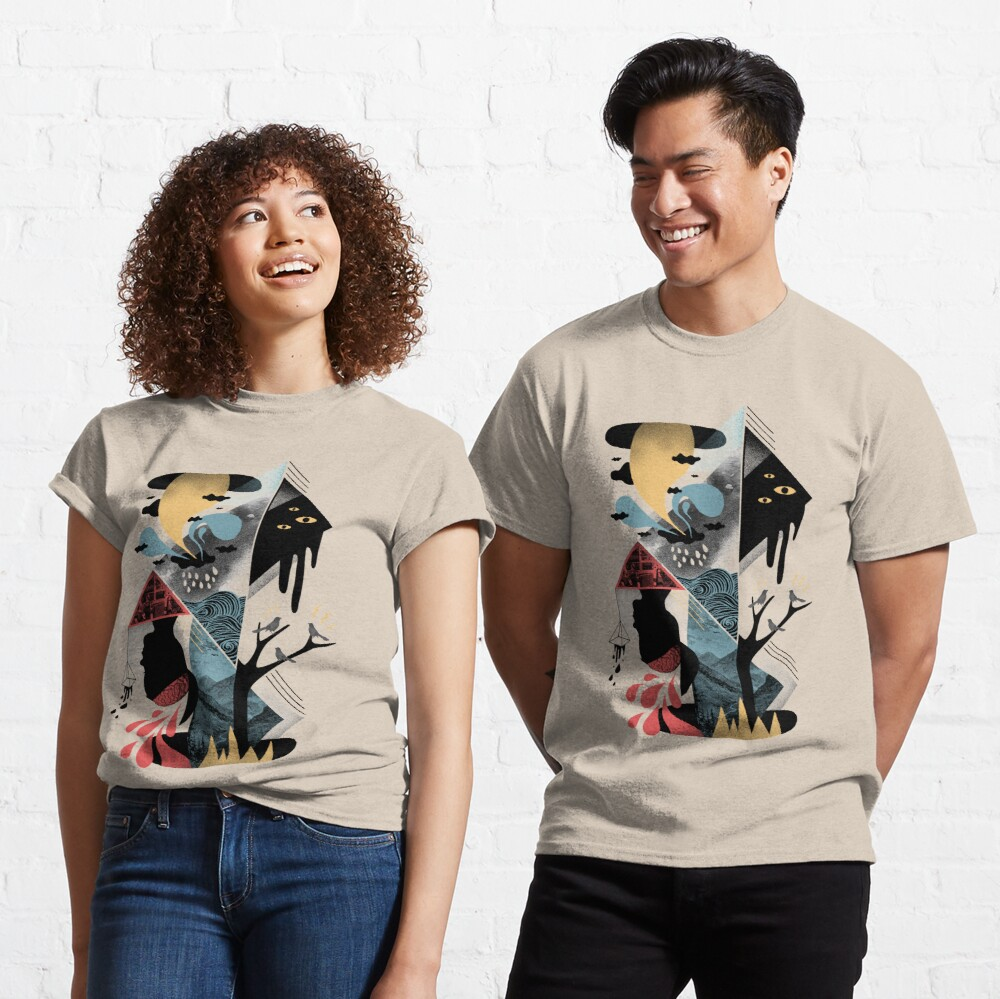 Shapes and Nightmares Classic T-Shirt