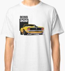 American Muscle Car 302 Classic T-Shirt