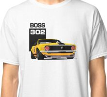 American Muscle Car 302 Classic T-Shirt