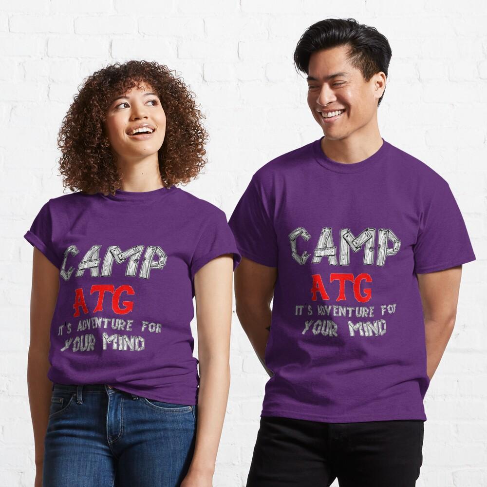 ATG camp ATG shirt  Classic T-Shirt