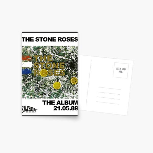 Stone Roses classic Postcard