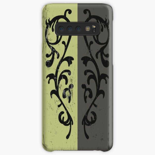 Grass Crest Shield Samsung Galaxy Snap Case