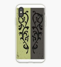 Grass Crest Shield iPhone Case