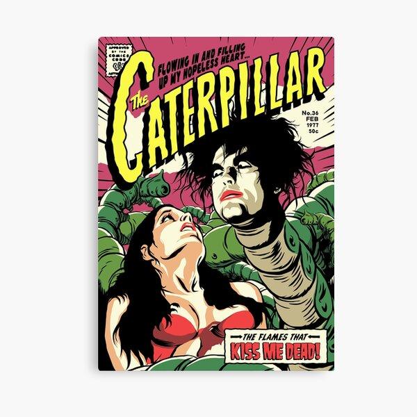 TFTS | Caterpillar Canvas Print
