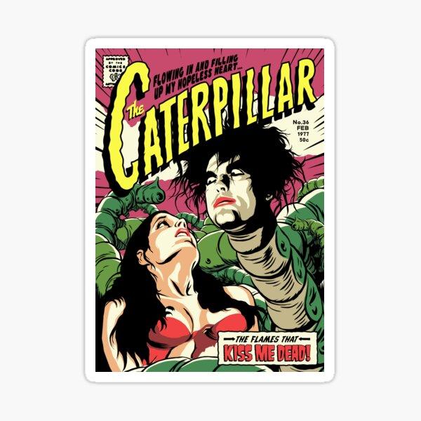 TFTS   Caterpillar Sticker