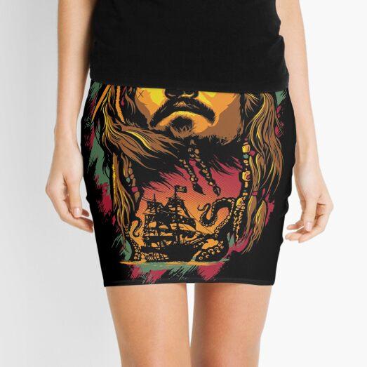 Save The Clock Tower Mini Skirt