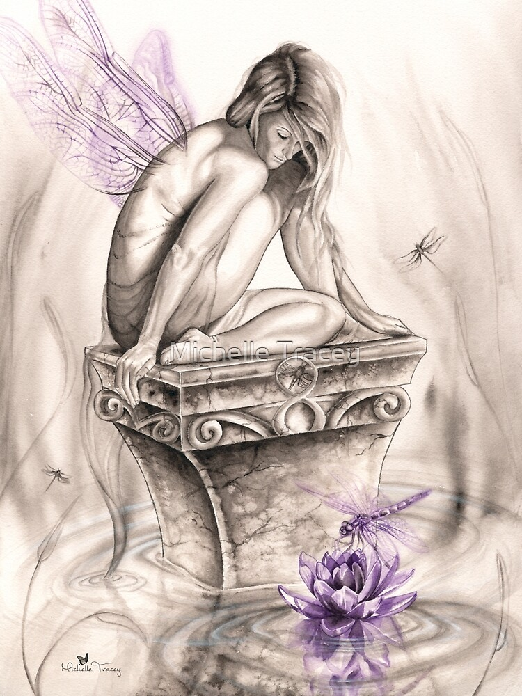Contemplation by Michelle Tracey