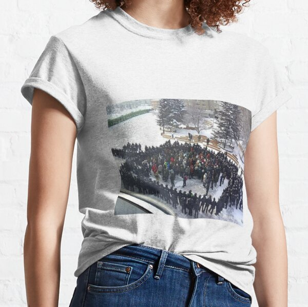 Russian People and State Power Classic T-Shirt