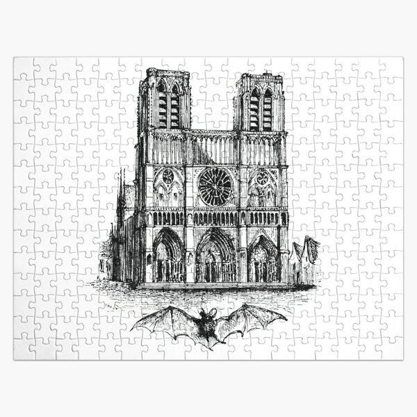 Notre-Dame de Paris #NotreDameinParis #NotreDamedeParis #NotreDame Jigsaw Puzzle