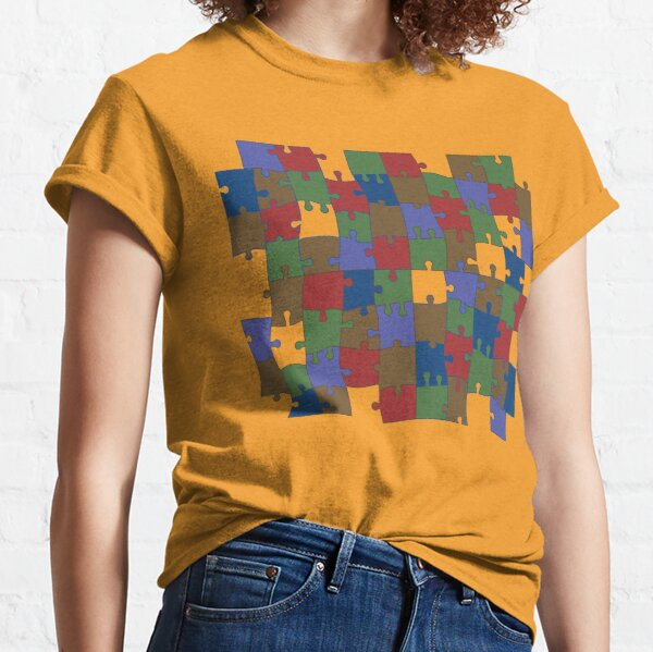 Missin Piece by Faye Klein Classic T-Shirt