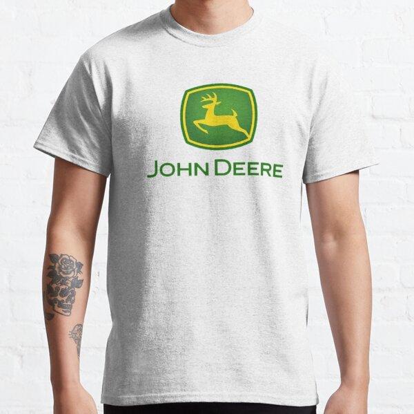 BEST SELLER - John Deere Logo Merchandise Classic T-Shirt