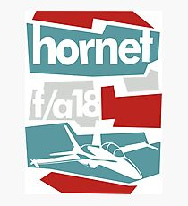 Go Hornet Photographic Print