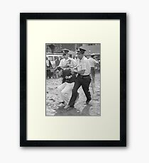Bernie Arrest Framed Print