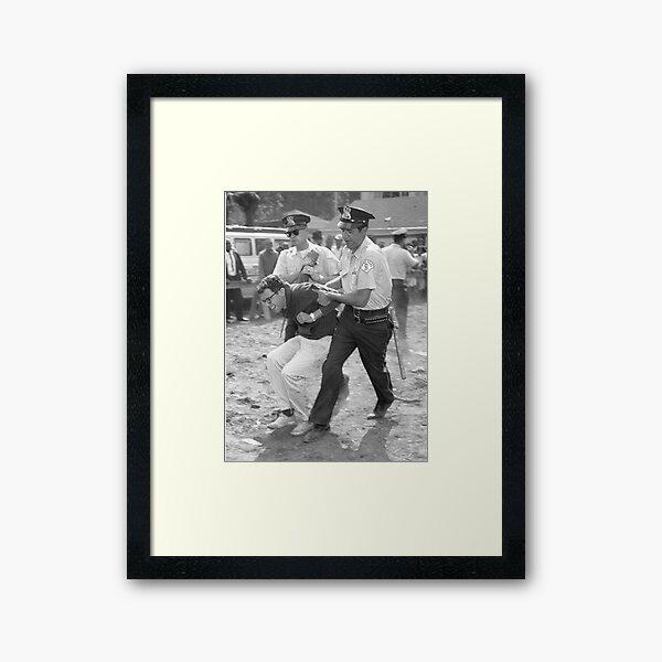 Bernie Arrest Framed Art Print