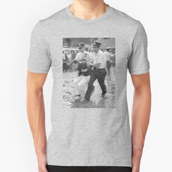 Bernie Arrest Slim Fit T-Shirt