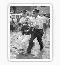 Bernie Arrest Sticker