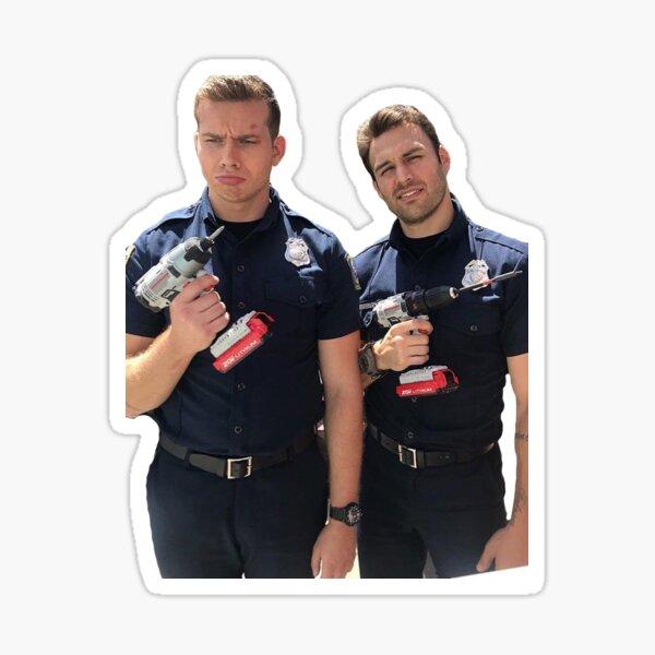 Ryan et Oliver Sticker