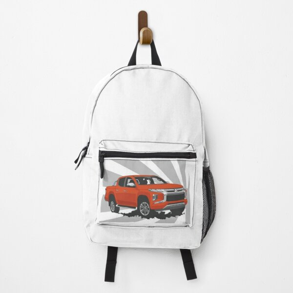 MR triton red Backpack