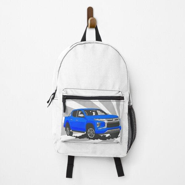 MR triton blue Backpack