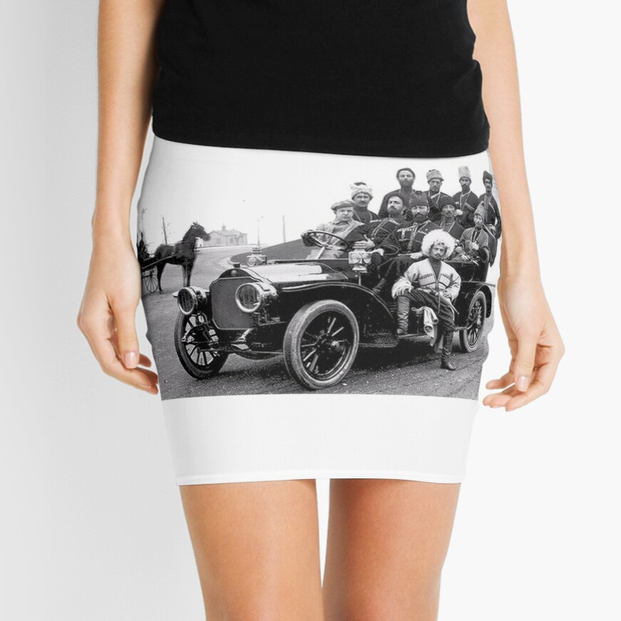 Historical Photography,  pencil_skirt,x1000,front-c,378,0,871,871-bg,f8f8f8