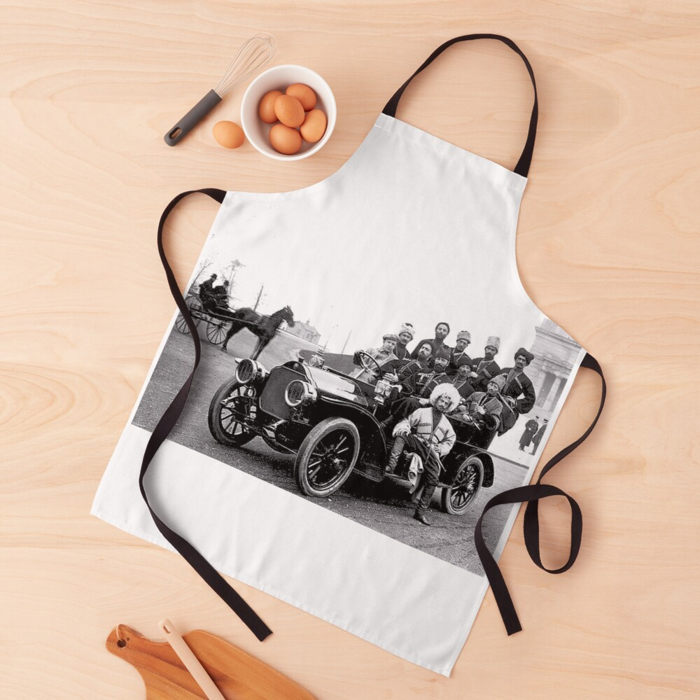 Historical Photography,  ur,apron_realistic_flatlay,square,1000x1000