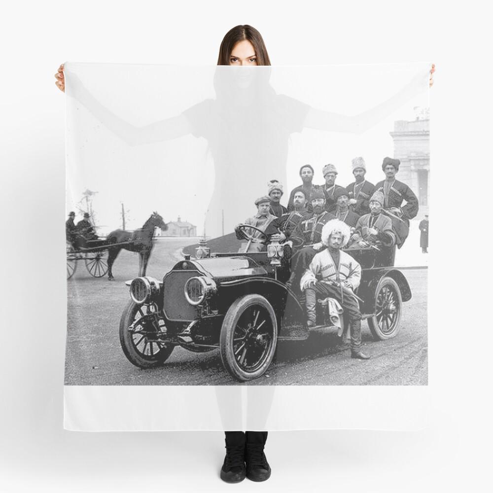 Historical Photography,  scarf,x1050-pad,1000x1000,f8f8f8