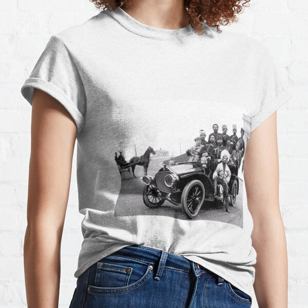 Political Poster, Historical Photography Classic T-Shirt