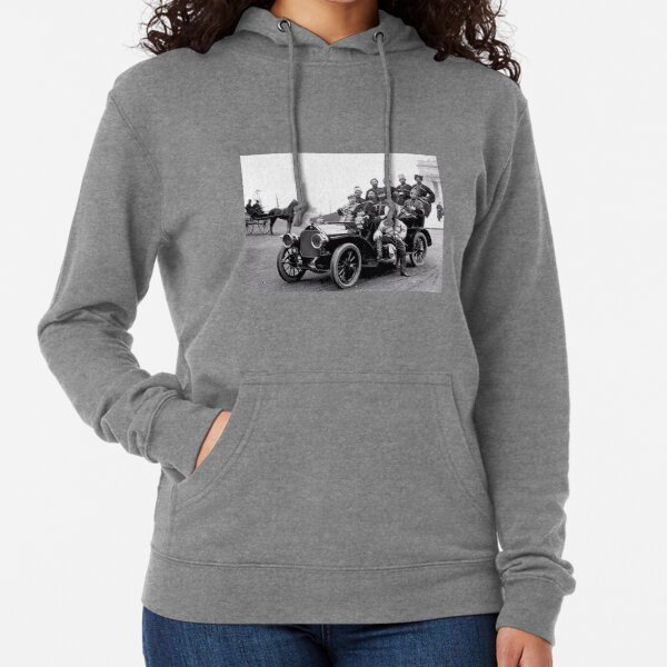 Historical Photography Lightweight Hoodie