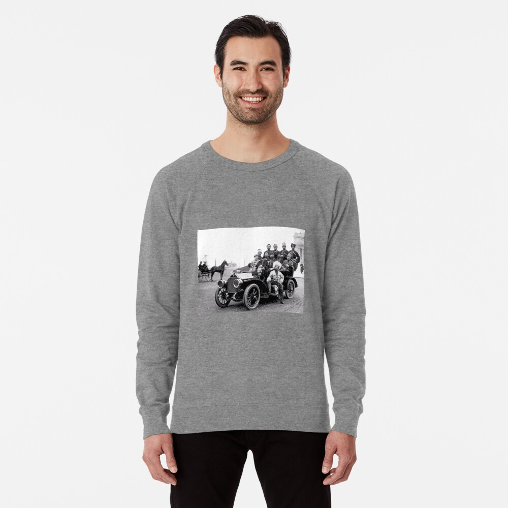 Historical Photography,  ssrco,lightweight_sweatshirt,mens,heather_grey_lightweight_raglan_sweatshirt,front,square_three_quarter,x1000-bg,f8f8f8
