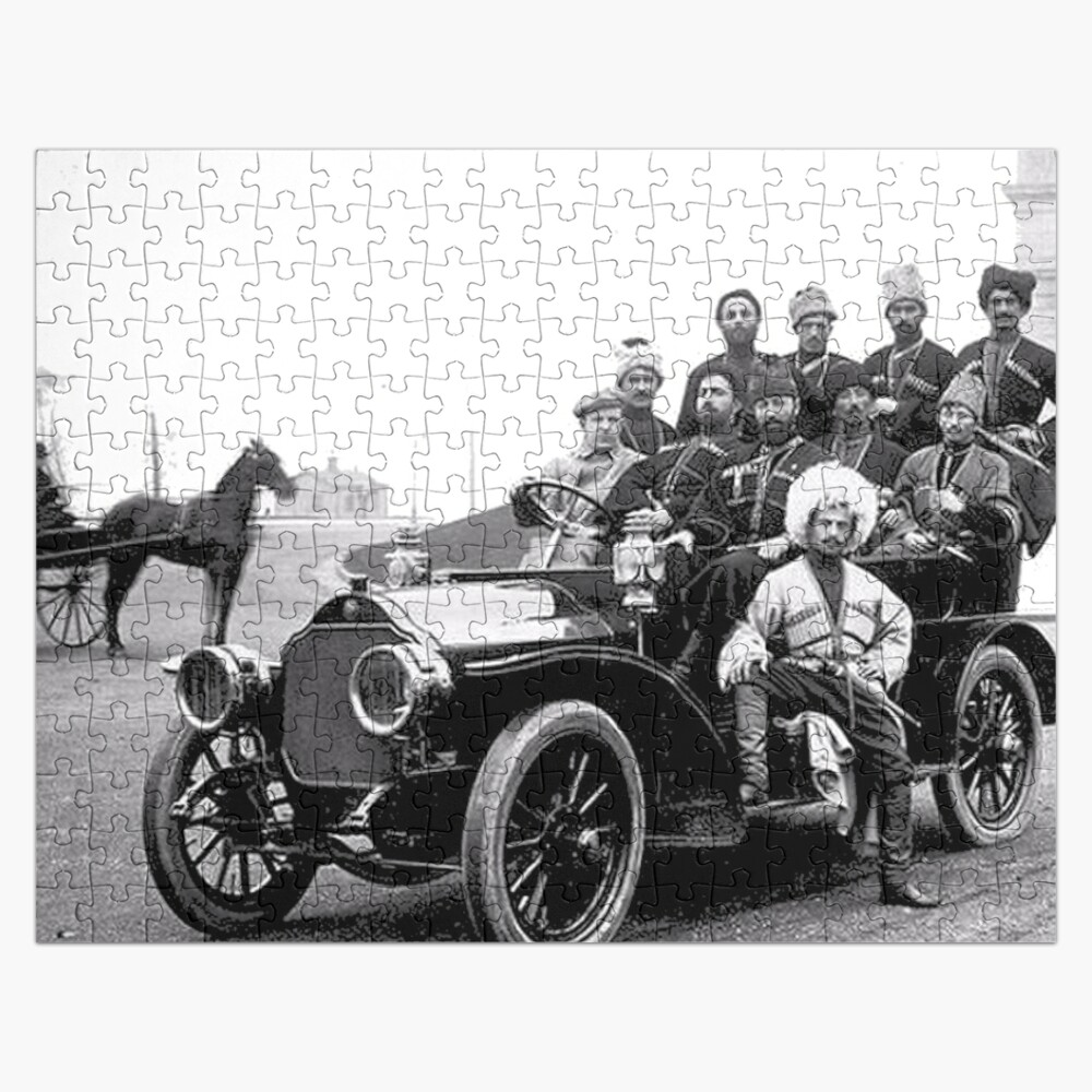 Historical Photography,  ur,jigsaw_puzzle_252_piece_flatlay,square_product,1000x1000-bg,f8f8f8