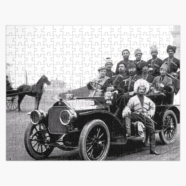 Historical Photography Jigsaw Puzzle