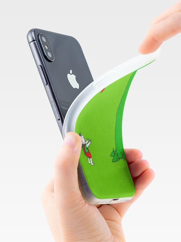 Alternative Ansicht von Givin & # 39; Baum iPhone-Hüllen & Cover