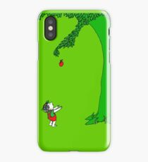 Givin' tree iPhone Case/Skin