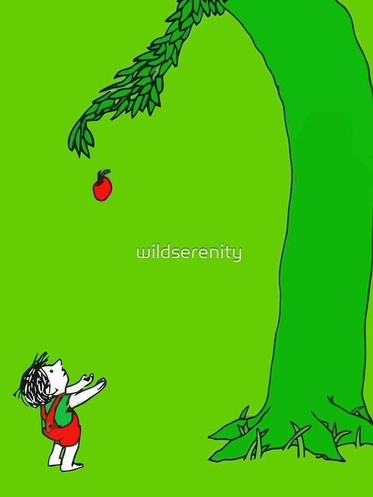 Givin & # 39; árbol de wildserenity