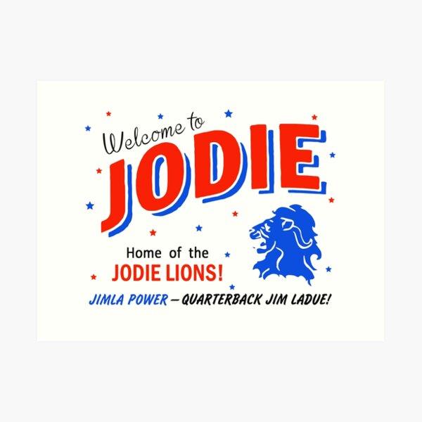 11.22.63 Jodie Art Print