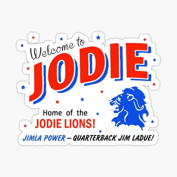 11.22.63 Jodie Sticker