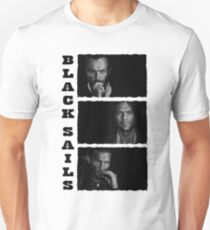 Black Sails Slim Fit T-Shirt