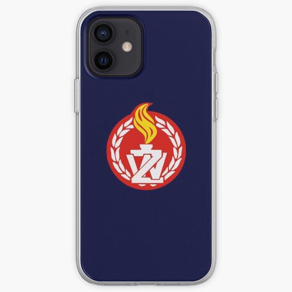 POLOGNE MILITAIRE GENDARMERIE Żandarmeria Wojskowa Coque souple iPhone