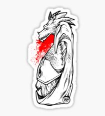 DragonBlood Sticker
