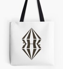 Double diamonds are forever Tote Bag