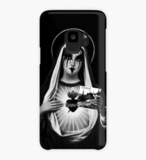 Black Metal Mary Case/Skin for Samsung Galaxy