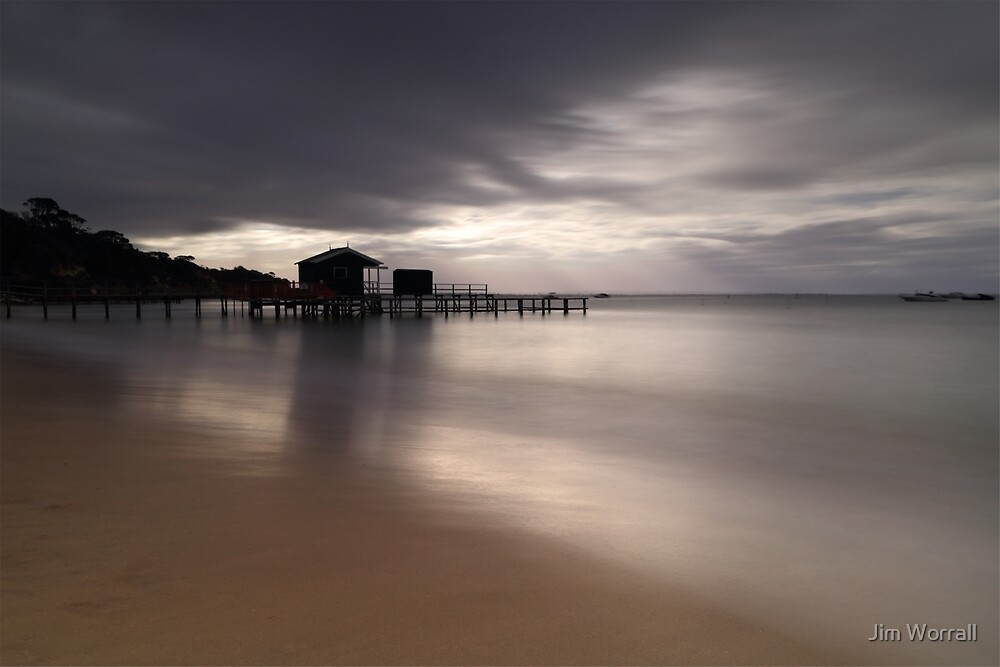 Shelley beach - Portsea by Jim Worrall