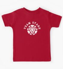 Team Stark - new reactor Kids Clothes