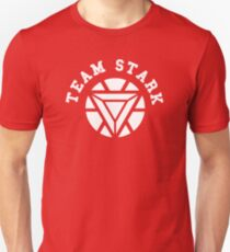 Team Stark - new reactor Slim Fit T-Shirt