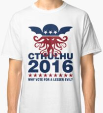 Cthulhu For 2016 Classic T Shirt