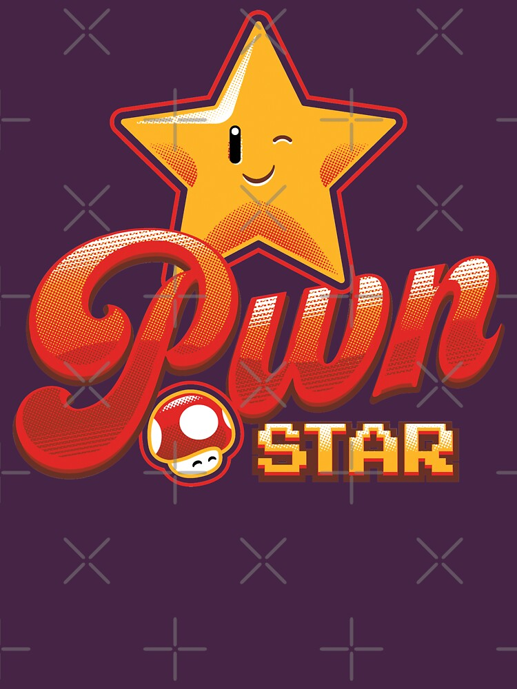 pwnstar! by mannypdesign