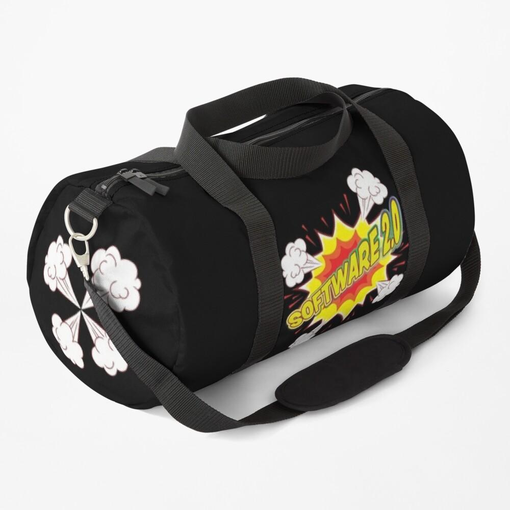 Modern Dev - Software 2.0. Duffle Bag